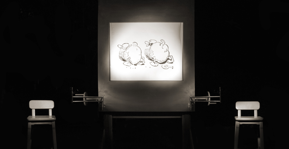 beleuchtung f r bilderzeiger bei dunkelheit oder ausreichend tageslicht. Black Bedroom Furniture Sets. Home Design Ideas